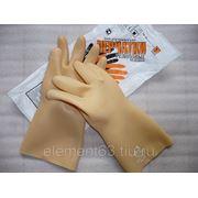 Испытания диэлектрических перчаток фото