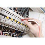 Услуги электротехнической лаборатории. Производство электроизмерений фото