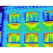 Тепловизионное обследование ограждающих конструкций зданий и сооружений фото