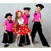 Танцы для детей 3-12 лет фото