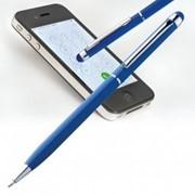 Сувенирная продукция с логотипом: Ручки со стилусом фото