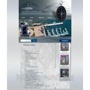 Создание сайта витрины на базе CMS Drupal фото