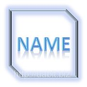 Регистрация домена «name» фото