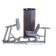 Горизонтальный жим ногами/икроножные сидя LY-1517 фото
