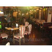 Кафе Парковый район фото