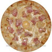Пицца Карбонара 30 фото