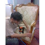 Обивка, перетяжка, реставрация мебели фото