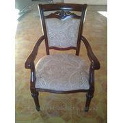 Обивка стульев-кресел фото