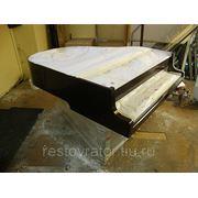 Реставрация и полировка пианино и роялей фото