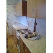 Кухня прямая фото