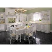 """Шикарная кухня с итальянскими фасадами """"Руджери"""" фото"""