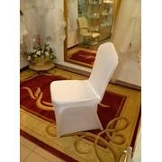Пошив чехлов -стрейч для стульев фото