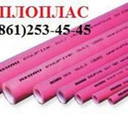 Труба REHAU RAUTITAN pink 32х4,4 для отопления, теплого пола Германия фото