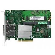 405-10807 Контроллер SAS RAID Dell PERC 6/E 512Mb BBU Ext-2xSFF8470 8xSAS/SATA RAID60 U600 PCI-E8x фото