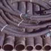 Рукава напорно- всасывающий с мет. спиралью по ГОСТ 5398-76, Рукава напорно-всасывающие гофрированные фото
