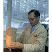 Протезы нижних конечностей (ампутация выше колена) фото