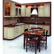 Кухня из мдф на заказ фото