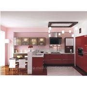 Кухонный гарнитур с обеденной зоной фото