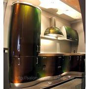 Кухни Эмаль со спецэффектом фото