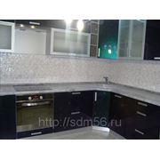 Кухонный гарнитур фасад хамелеон фото