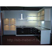 Кухни на заказ с фасадами из пластика №3 фото