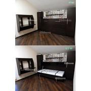 Шкаф кровать трансформер под заказ в Минске фото