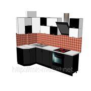 Эскиз кухни фасады пластик фото