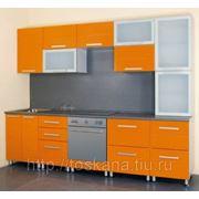 Кухня Апельсин фото