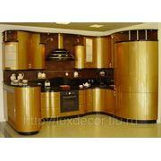 """Кухня """"Золото"""" фото"""