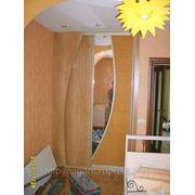 Встроенный шкаф-гардеробная фото