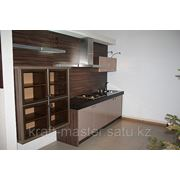 """Кухня """"Модерн-1"""" с каменной столешницей фото"""