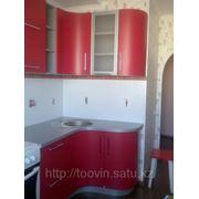 "Кухня ""Red"" фото"