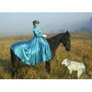 Прогулки на лошадях фото