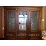 Межкомнатные двери и двери массива фото