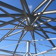 Металлические конструкции зданий и сооружений фото