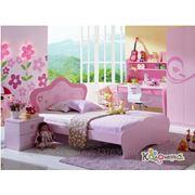 Детские комнаты Milli Willi Детская комната Milli Willi MILLI ROSE фото