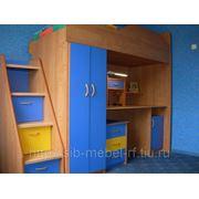 Детская мебель №38 фото