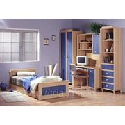 Детская мебель «Флора» фото