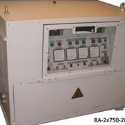 Двухканальный аэродромный выпрямитель ВА-2х750-28,5/57 фото