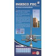 INGESCO PDS Активный молниеприемник фото