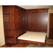 Кровать-шкаф на заказ фото