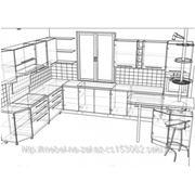 Изготовление корпусной мебели на заказ в Астане фото