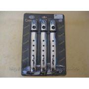 Накладки на ручки MB Vito W638 96'-03'(сталь)3шт фото