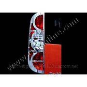 Накладки на стопы Omsa Fiat Doblo 05'-10' фото