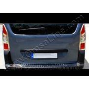 Накладки на стопы Peugeot Partner Tepee 08'-... фото