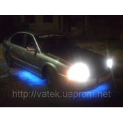 Диодная подсветка в автомобили Mazda Донецк. фото