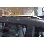 Рейлинги VW Caddy 2004'-... фото