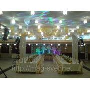 Светодиодная свадьба (№8) фото