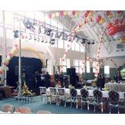 Прокат и аренда светодиодных голов на свадьбу. Комплект №24 фото