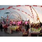 Прокат и аренда светодиодных голов на свадьбу. Комплект №28 фото